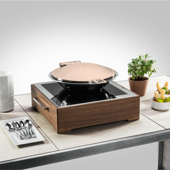Induction Warming Plate