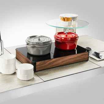 Induction Warming Top