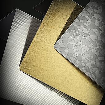 Stainless Steel Titanium Risers